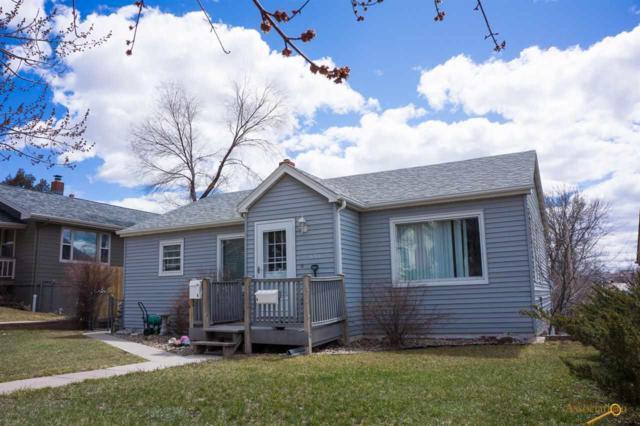 631 St James, Rapid City, SD 57701 (MLS #138785) :: Christians Team Real Estate, Inc.