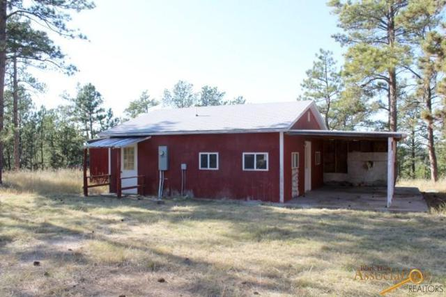 12007 Wolf Ln, Hot Springs, SD 57747 (MLS #138836) :: Christians Team Real Estate, Inc.