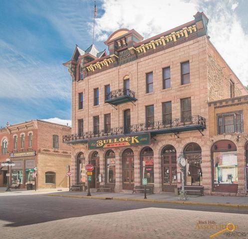 633-635 Main, Deadwood, SD 57732 (MLS #139009) :: Christians Team Real Estate, Inc.