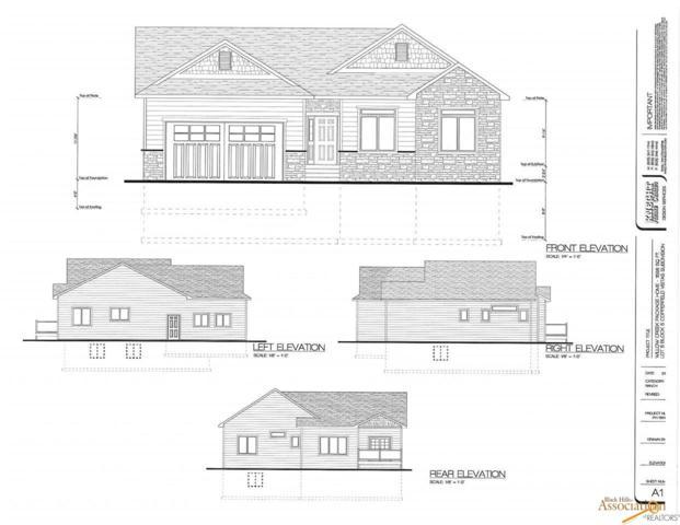 948 Bar Five Ranch Rd, Rapid City, SD 57703 (MLS #139041) :: Christians Team Real Estate, Inc.