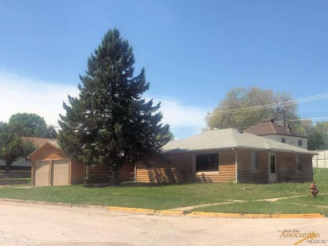 1706 Lincoln Ave, Hot Springs, SD 57747 (MLS #139080) :: Christians Team Real Estate, Inc.