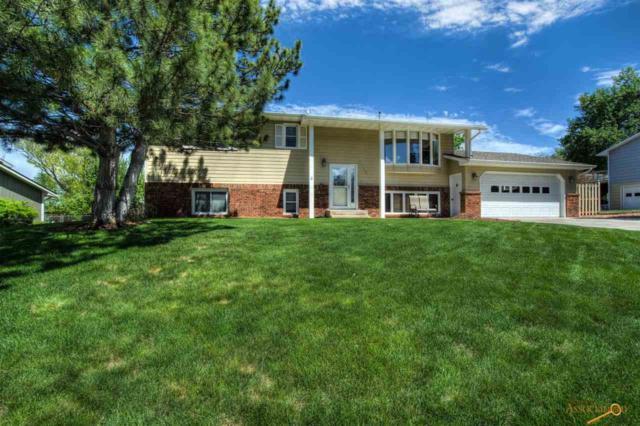 3708 Parkridge Dr, Rapid City, SD 57702 (MLS #139125) :: Christians Team Real Estate, Inc.