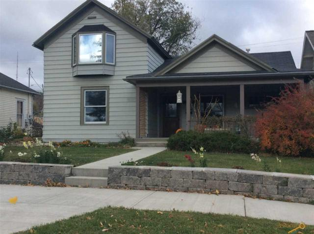 1027 12TH, Rapid City, SD 57701 (MLS #139313) :: Christians Team Real Estate, Inc.