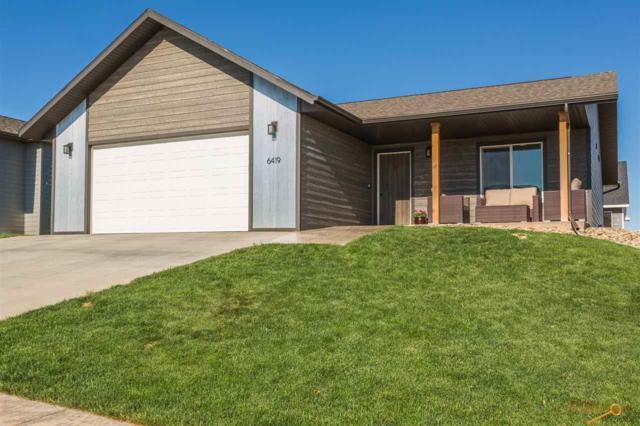 6419 Dunsmore Rd, Rapid City, SD 57702 (MLS #139445) :: Christians Team Real Estate, Inc.