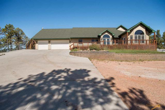 24623 Bridle Rein Dr, Hermosa, SD 57744 (MLS #139470) :: Christians Team Real Estate, Inc.