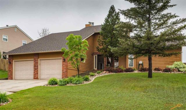 3709 Parkridge Dr, Rapid City, SD 57702 (MLS #139556) :: Christians Team Real Estate, Inc.