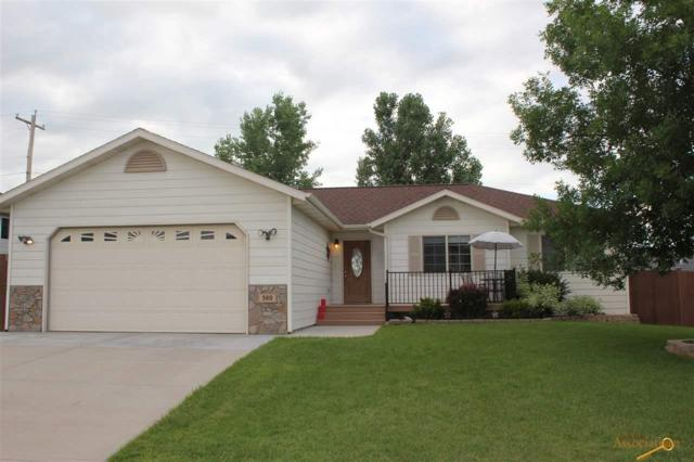 560 Field View Dr, Rapid City, SD 57701 (MLS #139621) :: Christians Team Real Estate, Inc.