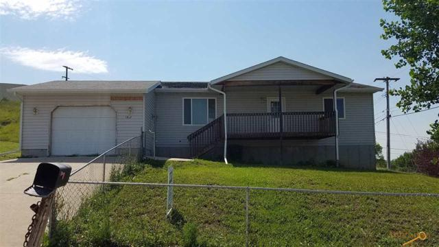 1812 10TH AVE, Belle Fourche, SD 57717 (MLS #139811) :: Christians Team Real Estate, Inc.