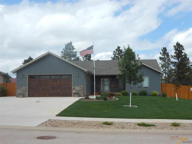 7395 Castlewood Dr, Summerset, SD 57702 (MLS #139849) :: Christians Team Real Estate, Inc.