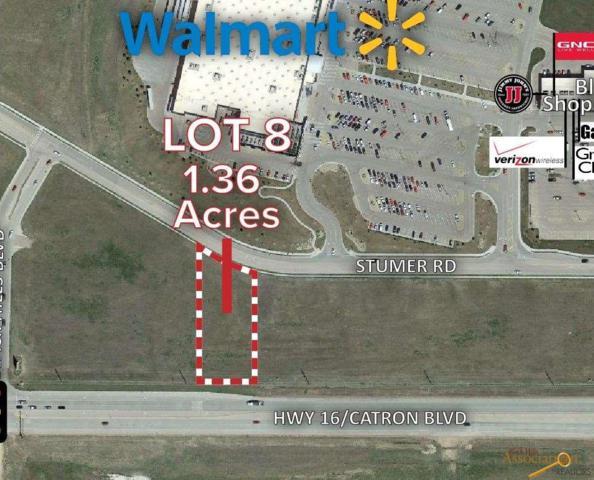 Lot 8 Stumer Rd, Rapid City, SD 57701 (MLS #139955) :: Dupont Real Estate Inc.
