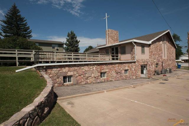 602 St Andrew, Rapid City, SD 57701 (MLS #140083) :: Christians Team Real Estate, Inc.