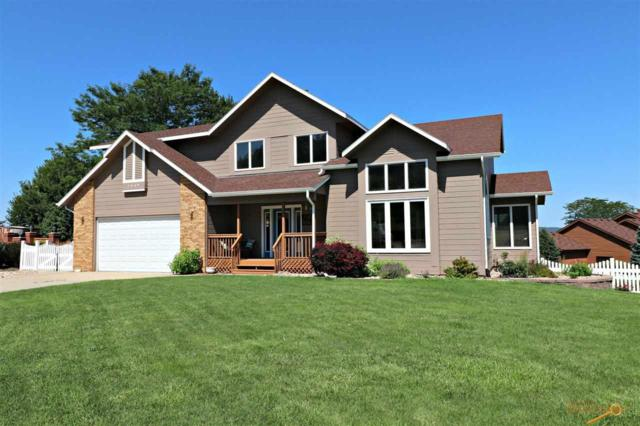 2445 Danbury Cir, Rapid City, SD 57702 (MLS #140098) :: Christians Team Real Estate, Inc.