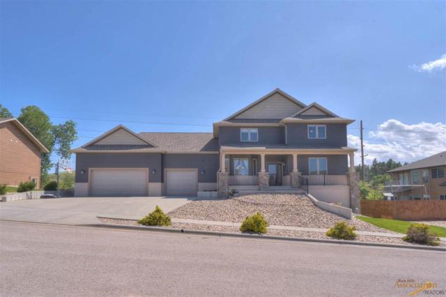 3013 Motherlode Dr, Rapid City, SD 57702 (MLS #140237) :: Christians Team Real Estate, Inc.