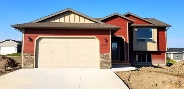 1203 Kodiak Drive, Box Elder, SD 57719 (MLS #140271) :: Christians Team Real Estate, Inc.