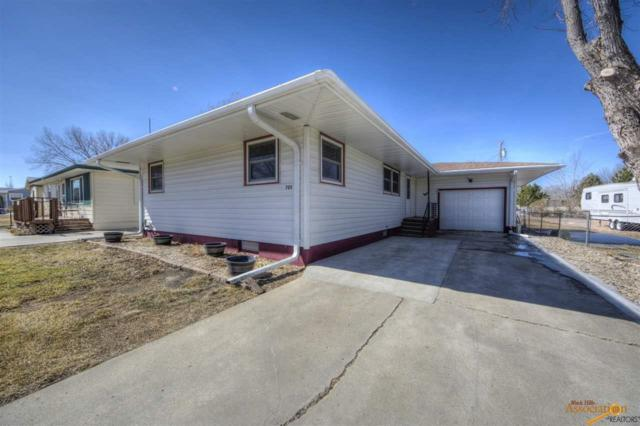 705 Dorothy St, Wall, SD 57790 (MLS #140374) :: Christians Team Real Estate, Inc.