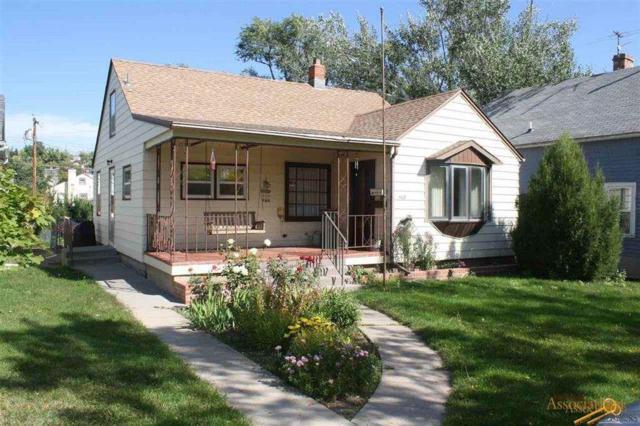 622 Franklin, Rapid City, SD 57701 (MLS #140402) :: Christians Team Real Estate, Inc.