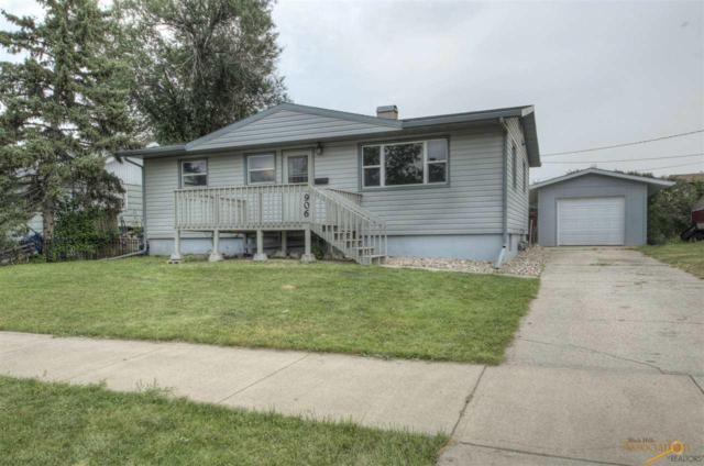 906 West Blvd N, Rapid City, SD 57701 (MLS #140559) :: Christians Team Real Estate, Inc.