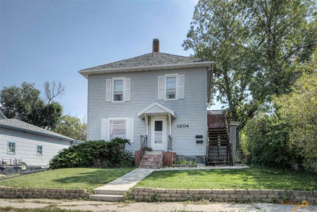 1204 4TH, Rapid City, SD 57701 (MLS #140642) :: Christians Team Real Estate, Inc.
