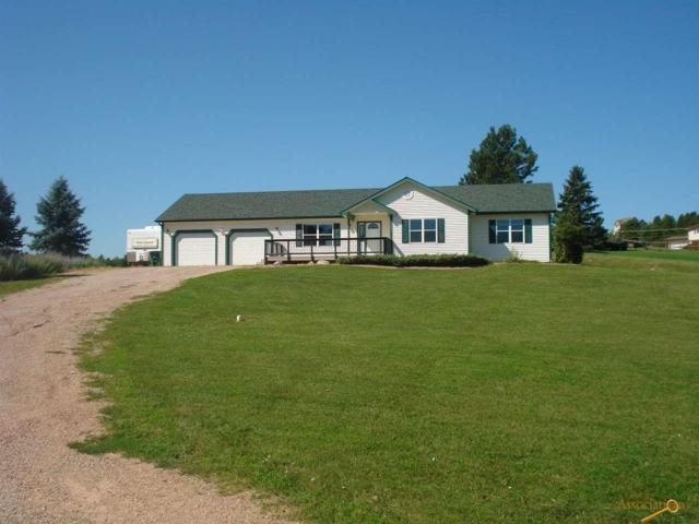 5003 Whispering Pines Dr, Rapid City, SD 57702 (MLS #140653) :: Christians Team Real Estate, Inc.