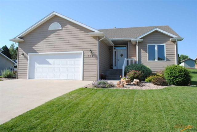 304 Middle Valley Dr, Rapid City, SD 57701 (MLS #140729) :: Christians Team Real Estate, Inc.