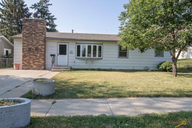 161 Fairmont Blvd, Rapid City, SD 57701 (MLS #140752) :: Christians Team Real Estate, Inc.