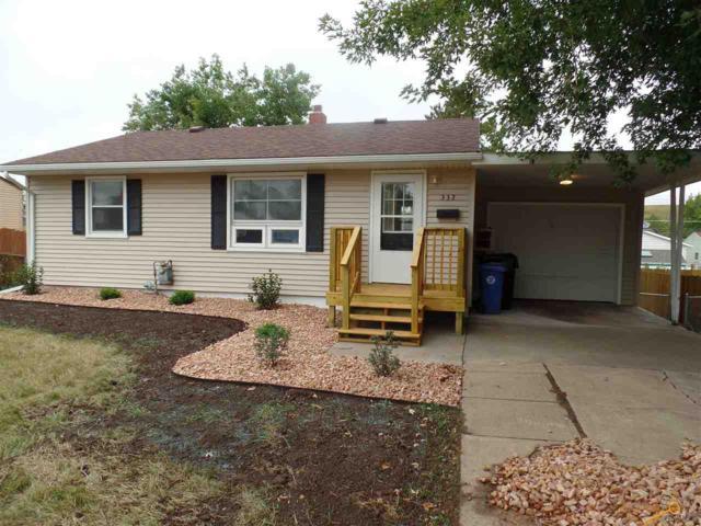 332 E Tallent, Rapid City, SD 57701 (MLS #140914) :: Christians Team Real Estate, Inc.