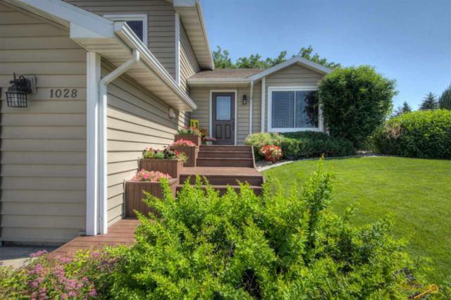 1028 Park Hill Ct, Rapid City, SD 57701 (MLS #140918) :: Christians Team Real Estate, Inc.