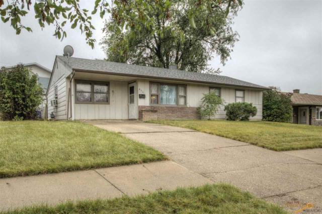 411 E Indiana, Rapid City, SD 57701 (MLS #140993) :: Christians Team Real Estate, Inc.