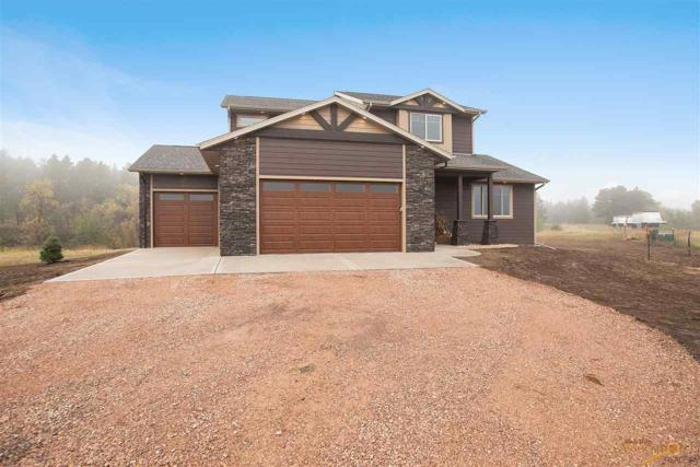 21625 Northwood Dr, Piedmont, SD 57769 (MLS #141056) :: Christians Team Real Estate, Inc.