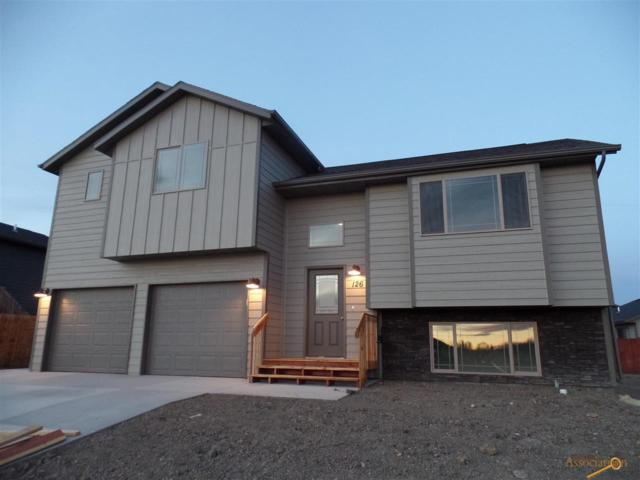 129 Cobalt Dr, Rapid City, SD 57701 (MLS #141089) :: Christians Team Real Estate, Inc.