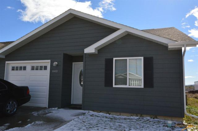 643 Kathryn Ave, Rapid City, SD 57701 (MLS #141205) :: Christians Team Real Estate, Inc.