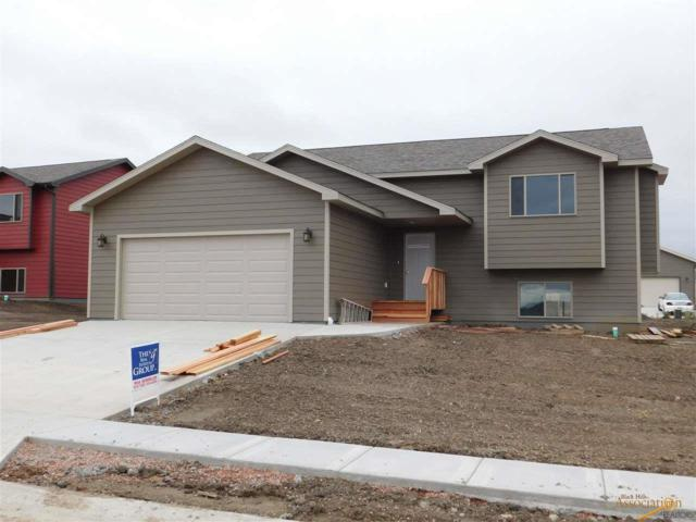 1231 Kodiak Drive, Box Elder, SD 57719 (MLS #141217) :: Christians Team Real Estate, Inc.