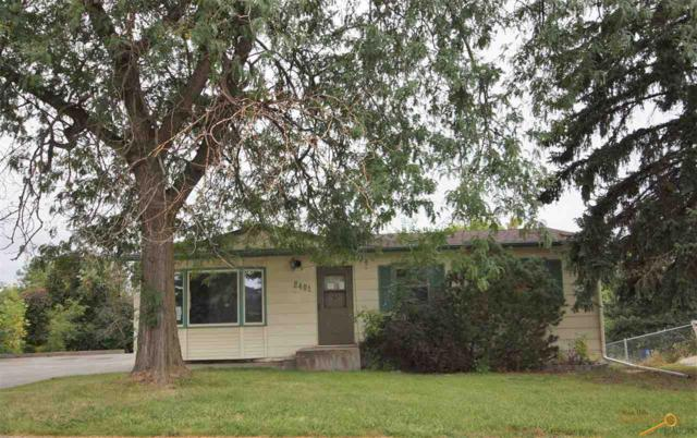 2401 Sheridan Lake Rd, Rapid City, SD 57702 (MLS #141272) :: Christians Team Real Estate, Inc.
