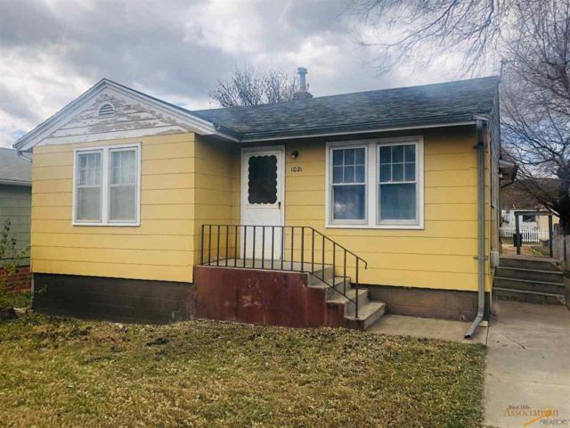 1021 Haines Ave, Rapid City, SD 57701 (MLS #141383) :: Christians Team Real Estate, Inc.