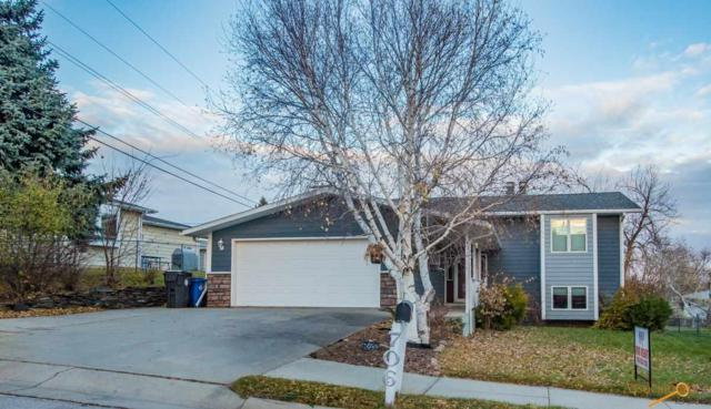 706 Circle Dr, Rapid City, SD 57702 (MLS #141430) :: Christians Team Real Estate, Inc.