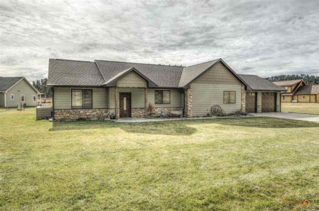 137 Minor Lake Circle, Hill City, SD 57745 (MLS #141431) :: Christians Team Real Estate, Inc.