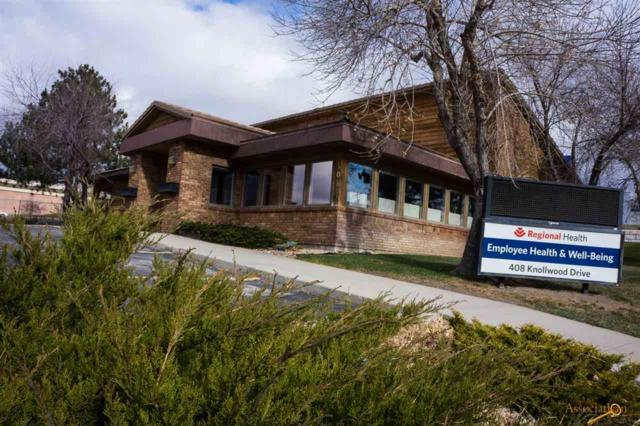 408 Knollwood Dr, Rapid City, SD 57701 (MLS #141569) :: Dupont Real Estate Inc.