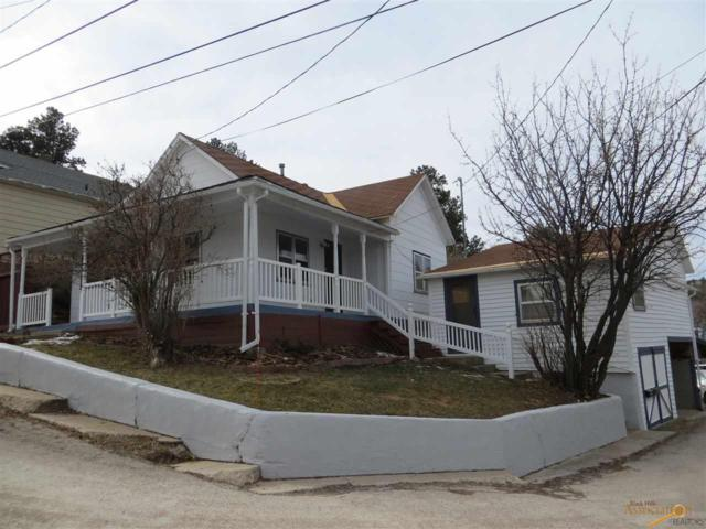 403 Other, Lead, SD 57754 (MLS #141588) :: Christians Team Real Estate, Inc.