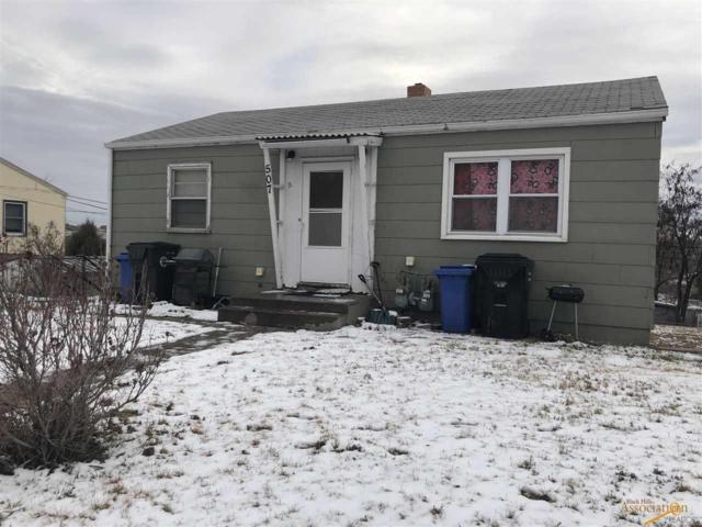 507 E St Patrick, Rapid City, SD 57701 (MLS #141686) :: Dupont Real Estate Inc.
