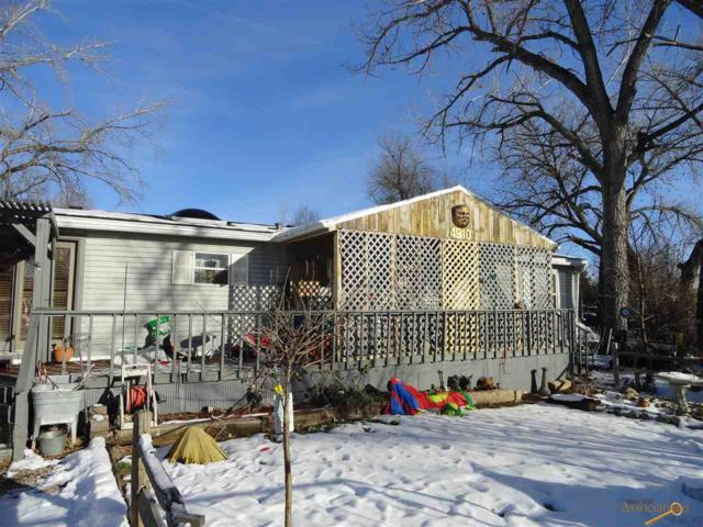 4910 Albert Ln, Rapid City, SD 57703 (MLS #141755) :: Dupont Real Estate Inc.