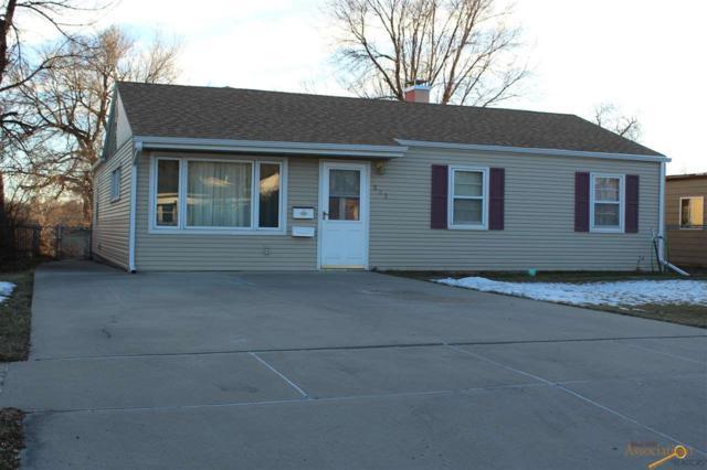233 E St Francis, Rapid City, SD 57701 (MLS #141819) :: Christians Team Real Estate, Inc.