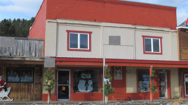 285 Main, Hill City, SD 57745 (MLS #141930) :: Christians Team Real Estate, Inc.