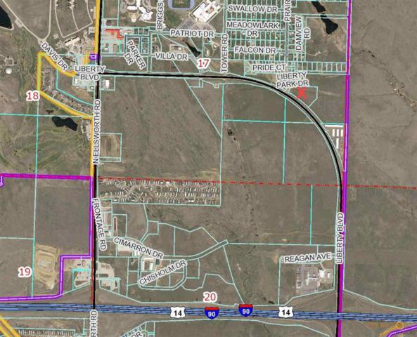 Lot 7 Block 4 Prairie Rd, Box Elder, SD 57719 (MLS #142080) :: VIP Properties
