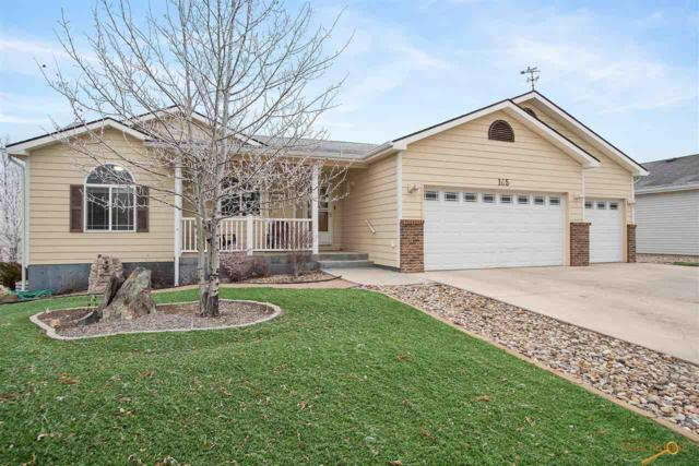 105 Savoy Circle, Rapid City, SD 57701 (MLS #142170) :: Christians Team Real Estate, Inc.