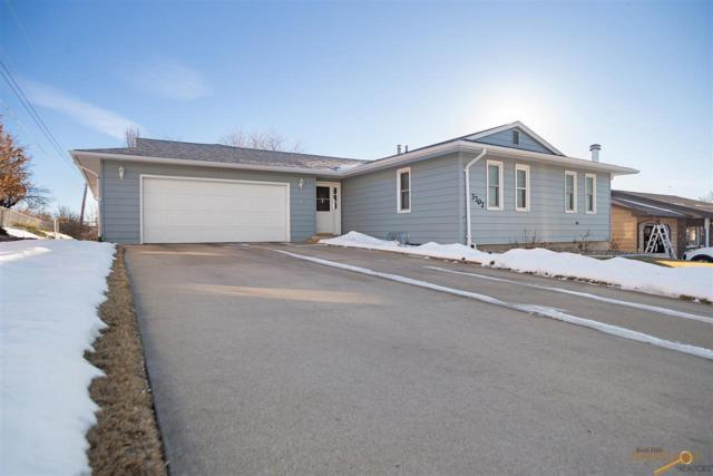 3702 Parkview, Rapid City, SD 57701 (MLS #142177) :: Dupont Real Estate Inc.