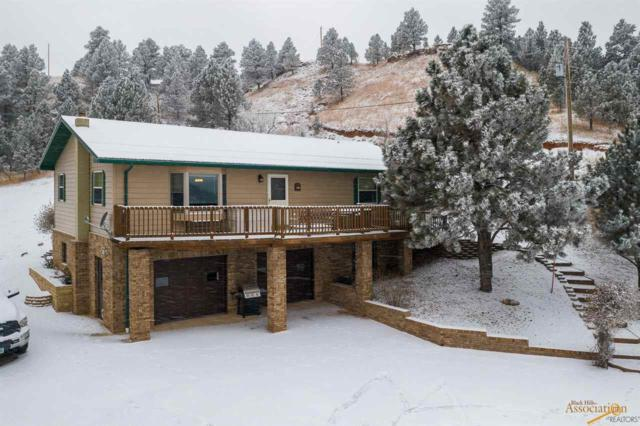 13929 Thistle Ridge Rd, Hermosa, SD 57744 (MLS #142198) :: Christians Team Real Estate, Inc.