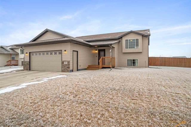 457 Eisenhower Ln, Box Elder, SD 57719 (MLS #142269) :: Christians Team Real Estate, Inc.