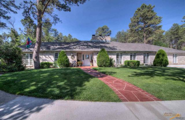 201 S Berry Pine Rd, Rapid City, SD 57702 (MLS #142279) :: Dupont Real Estate Inc.