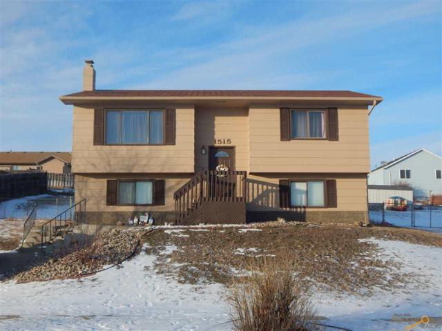 1515 Plateau Ln, Rapid City, SD 57701 (MLS #142311) :: VIP Properties