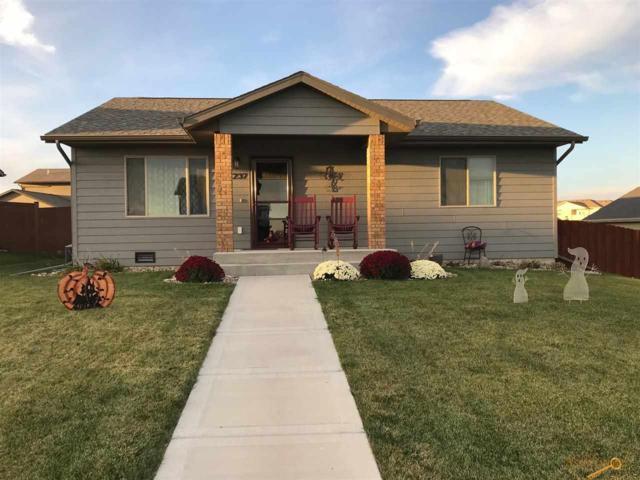 1237 Fairbanks Dr, Box Elder, SD 57719 (MLS #142334) :: Christians Team Real Estate, Inc.